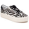 JSlides HIPPIE Zebra Pony Leather