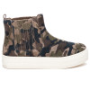 JSlides HYPO Green Camo Suede