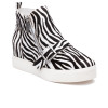 JSlides STUDDIE1 Zebra Pony Leather
