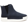 VAL Navy Waterproof Nubuck