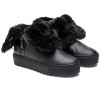 JSlides SELENE Black Leather