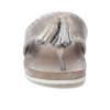 JSlides NIGEL Bronze Metallic Suede
