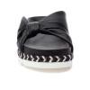 JSlides LILIA Black Leather
