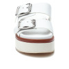 BOWIE White Leather