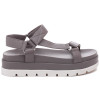 BLAKELY Grey Leather