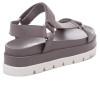 JSlides BLAKELY Grey Leather