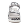 JSlides BLAKELY Black White Embossed