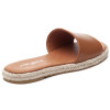 JSlides RONNIE Tan Leather