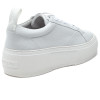 JSlides COURTO White Leather