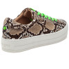 JSlides HIPPIE NEON Natural Embossed/Green