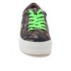 JSlides HIPPIE NEON Green Camo/Green