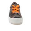 JSlides HIPPIE NEON Green Camo/Orange