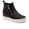 JSlides SKY Black Leather