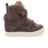WHITNEY Taupe Waterproof Suede