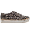 KARLA Beige/Black Multi Embossed