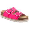 LEIGHTON Neon Pink Leather