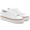 LEYLA White Leather