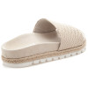 LIBBY Off White Embossed