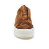 HEIDI Tan Camo Leather