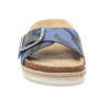 LUST Blue Camo Leather