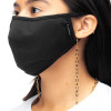 CARING MASK CHAIN Large Link Gold