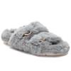 BABEE Light Grey Faux Fur