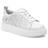 DEDE White Leather