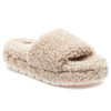 BRYCE Sand Curly Shearling