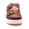 BOWIE Cognac Leather