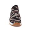 TIGER Black Brown Multi Camo Knit