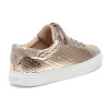 LACEE SP CUT Gold Metallic Leather