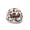 NALA Beige Leopard Faux Fur