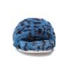 NALA Blue Leopard Faux Fur