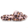 NALA Pink Leopard Faux Fur