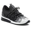 MARA Black/White Knit