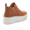 MIKA Cognac Distressed Leather