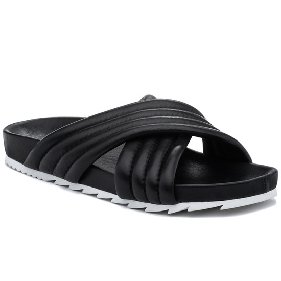JSlides EASY Black Leather