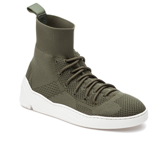 JSlides JILLY Khaki Knit