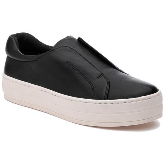 HEIDI Black Leather