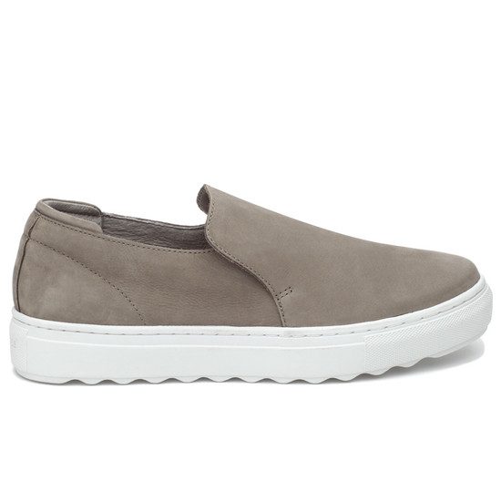 JSlides PERRIE Taupe Nubuck