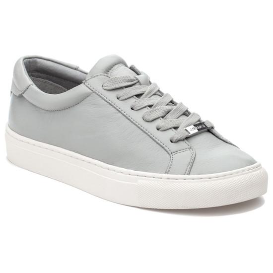 JSlides LACEE Grey Leather