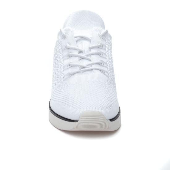 JSlides GIGI White Knit