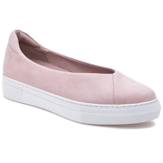 FELECIA Pink Nubuck