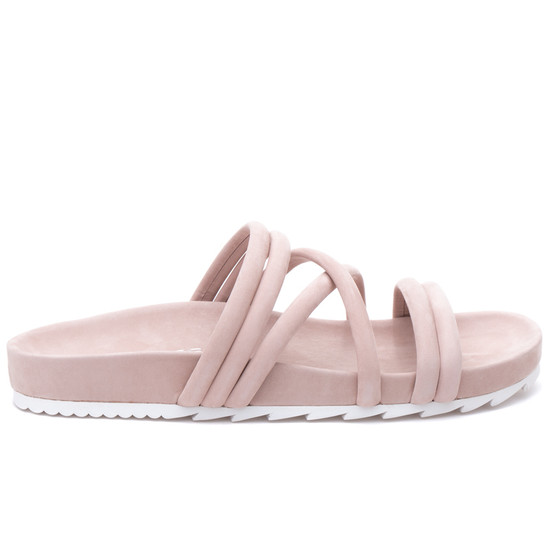 JSlides TESS Pink Nubuck