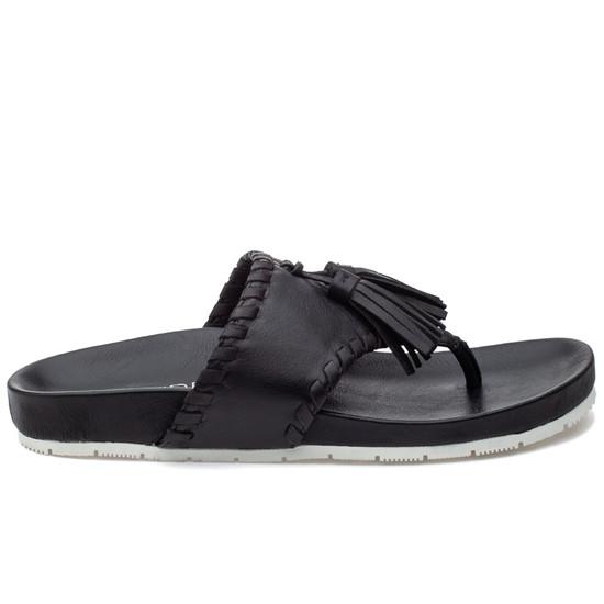 NIGEL Black Leather