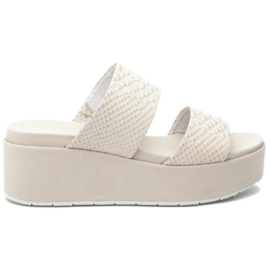 QUINCY Off White Embossed