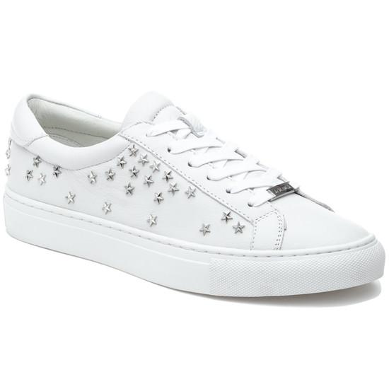 JSlides LIBERTY White Leather