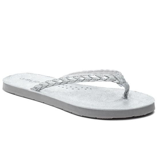 JSlides NADIA Silver Leather