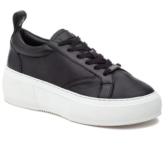 COURTO Black Leather