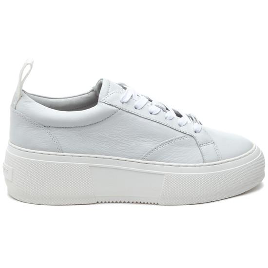 COURTO White Leather